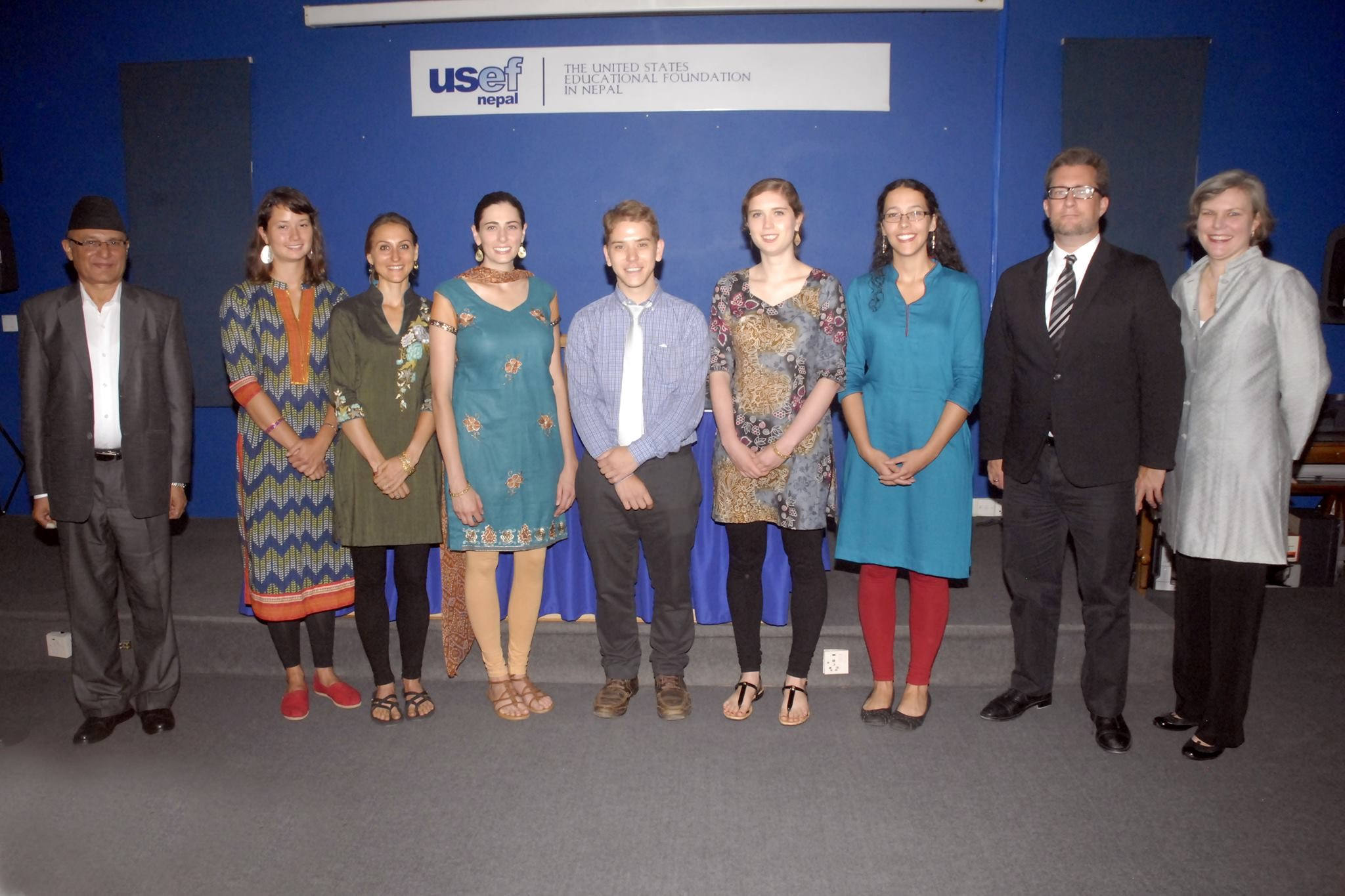 USEF Nepal 2015-2016 Fulbright Student Research Grantees