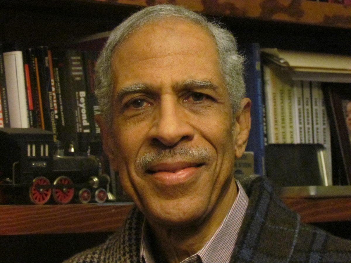 Photograph of Noel Cazenave, Sociology Professor