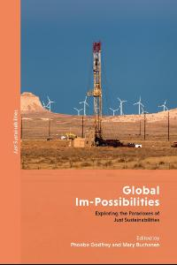 """Cover of """"Global Im-Possibilities"""" by Phoebe Godfrey."""